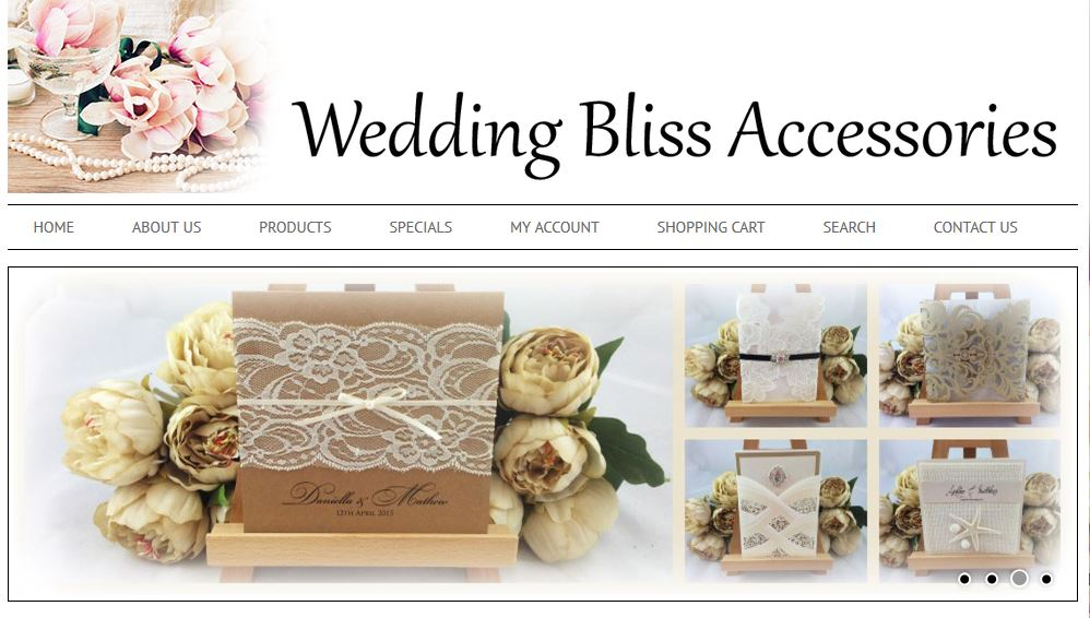 Wedding Bliss Accessories