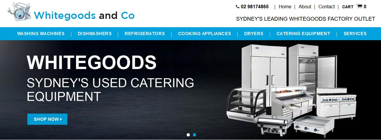 Whitegoods and Co