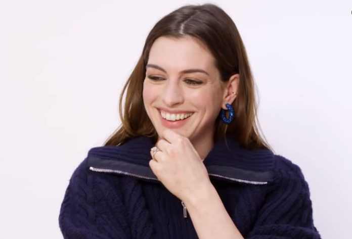 Anne Hathaway announces baby #2 on the way