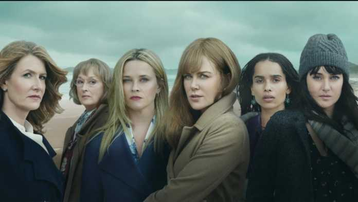 'Big Little Lies' and 'Euphoria' rake in record-breaking ratings for HBO