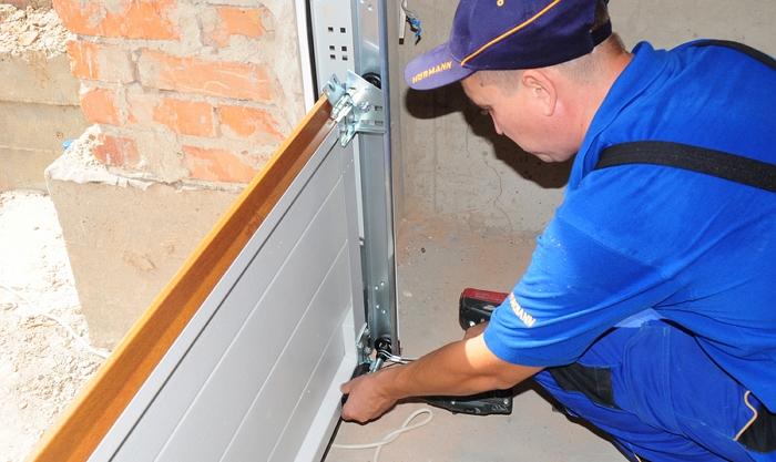 Garage Door Repairs. Source: BS