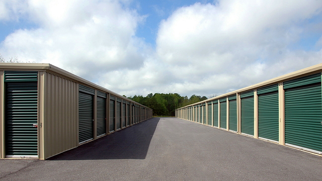 Best Self Storage in Brisbane