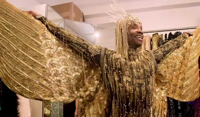 Billy Porter on making history as the first Emmy-nominated openly gay black man