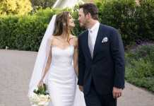 Chris Pratt dishes the details on honeymoon phase of marriage to Katherine Schwarzenegger