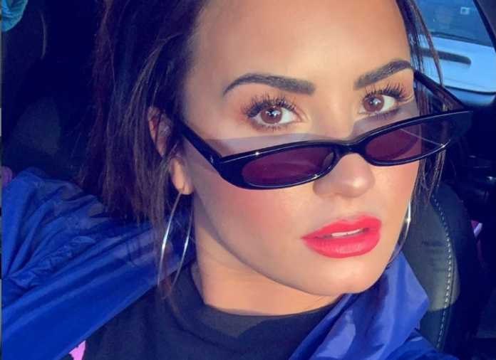Demi Lovato takes a break from social media amid Scootergate