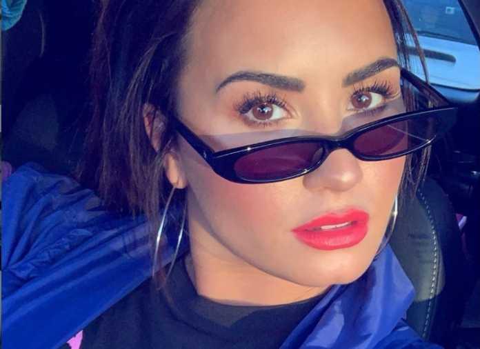 Demi Lovato takes a break from social media amid Scootergate