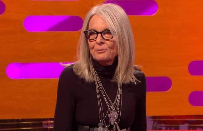 Diane Keaton gets real on being single for 35 years