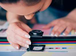 factors when printing your printed materials
