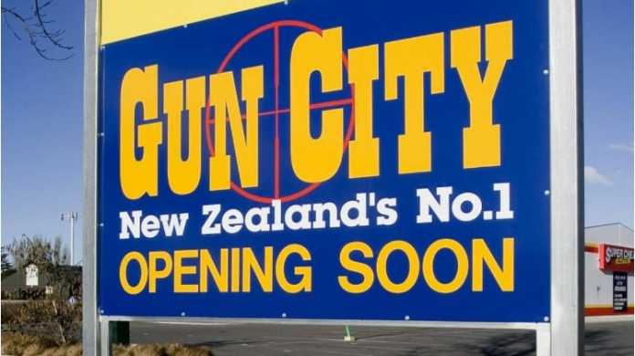 "Opening of ""world's largest gun store"" in Christchurch sparks outrage from residents"