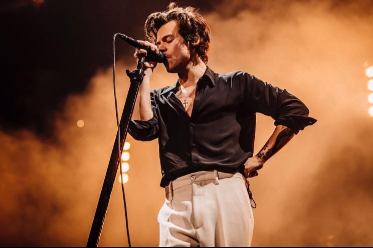 harry styles is rumored to play prince eric in the little mermaid remake rumored to play prince eric