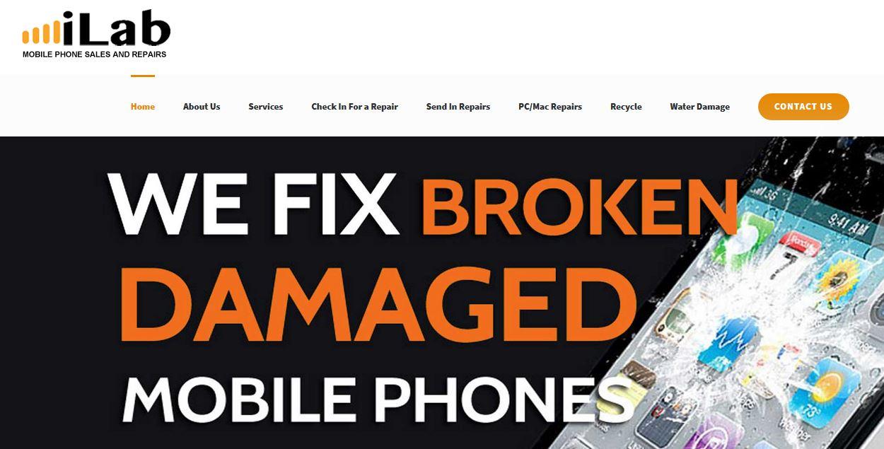 iLab Mobile Phone Repairs
