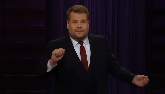 James Corden on his 'The Late Late Show' contract coming to an end