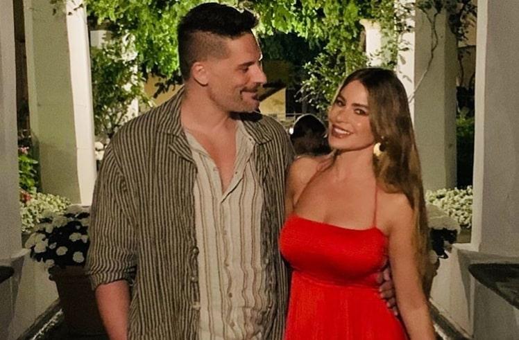 Joe dating Sofia