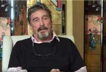 Title: Anti-virus tycoon John McAfee goes missing, is believed to be detained