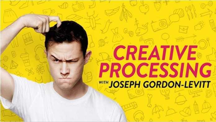 Joseph Gordon-Levitt enters the podcast scene with 'Creative Processing'