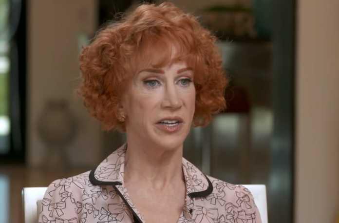Kathy Griffin's feud with Ellen DeGeneres isn't over