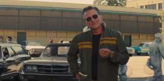 Kurt Russell is nostalgic about being in Once Upon a Time in Hollywood