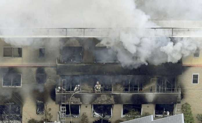 "Kyoto Animation arson suspect claims the studio ""ripped him off"""