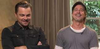 Brad Pritt reveals Leonardo DiCaprio's on set tantrums