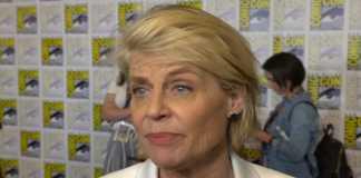 Linda Hamilton on returning to the Terminator franchise with Arnold Schwarzenegger