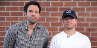 Title: Ben Affleck and Matt Damon to make a big screen reunion