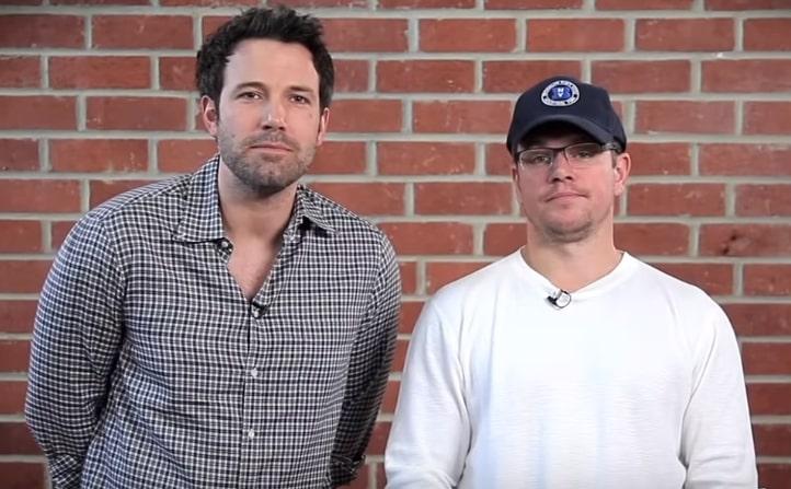 Ben Affleck and Matt D...