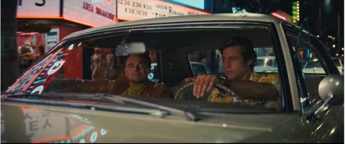 Once Upon a Time in Hollywood marks Quentin Tarantino's biggest opening weekend