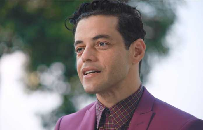 Rami Malek's only demand before accepting Bond 25 role