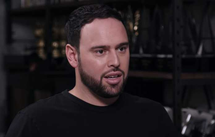 Scooter Braun attempts to reach out gets snubbed by Taylor Swift