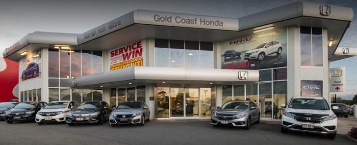 von Bibra Southport Honda