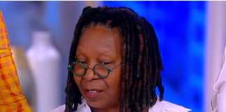 Whoopi Goldberg's near death experience from pneumonia