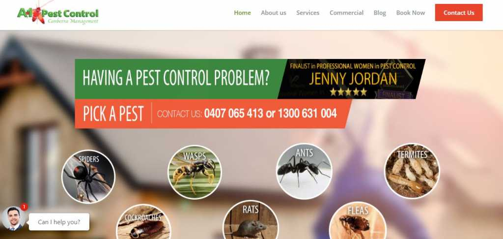 Best Exterminator Services in Canberra