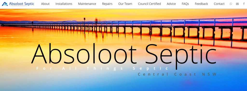 Absoloot Septic Pty Ltd