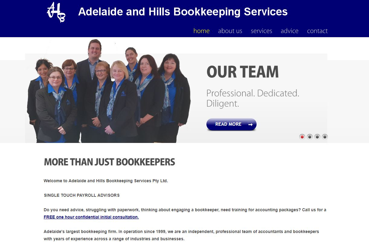 Adelaide & Hills Bookkeeping Services