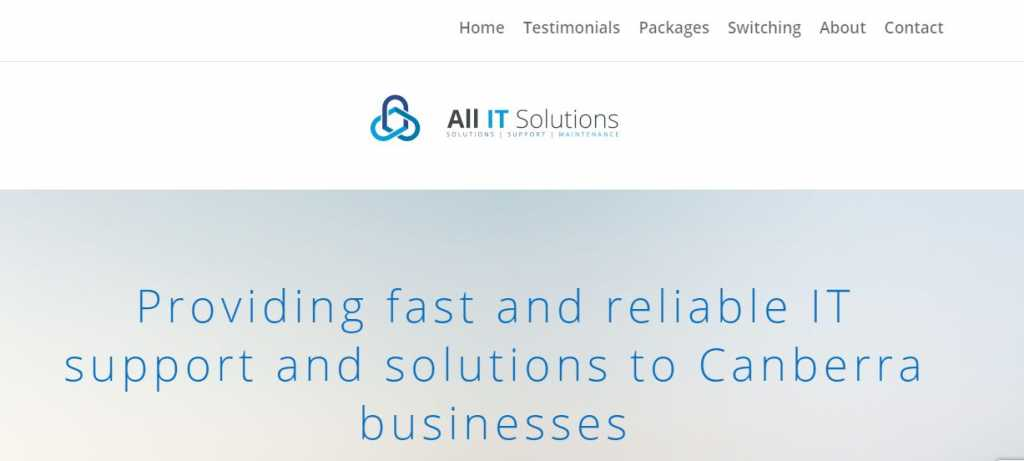 Best IT Support Services in Canberra