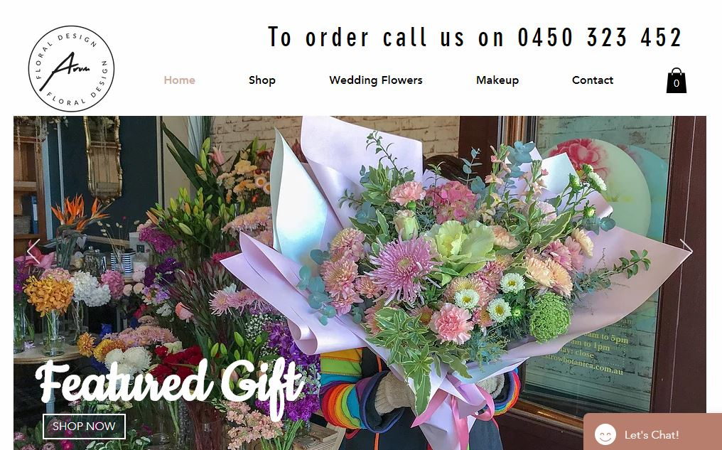 Best Flower Shops in Canberra