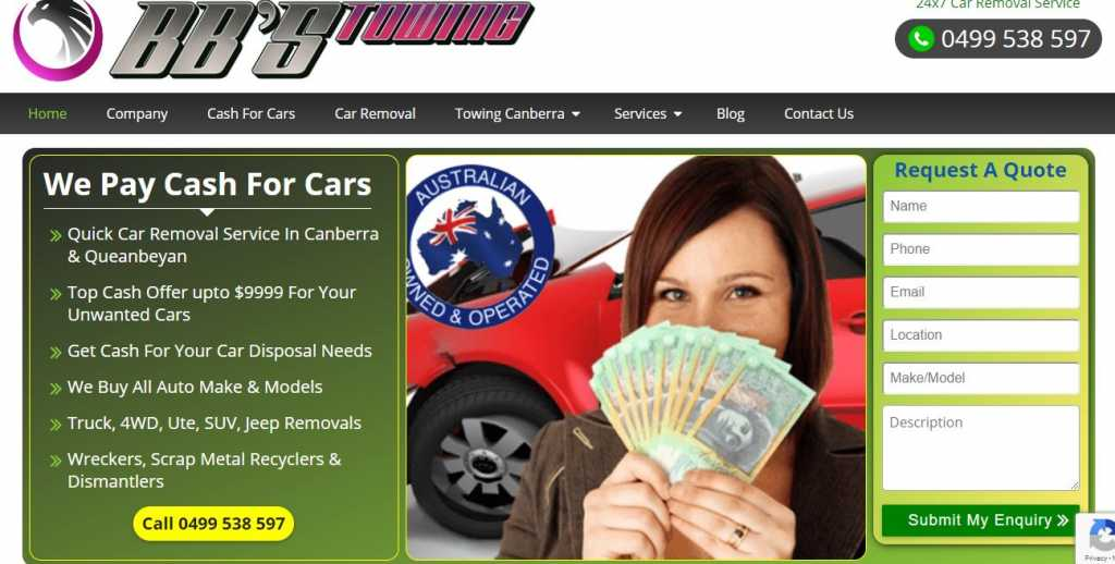 Best Towing Services in Canberra