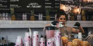 Best Juice Shops in Canberra