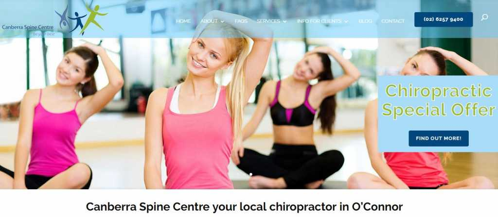 Best Chiropractic Centres in Canberra