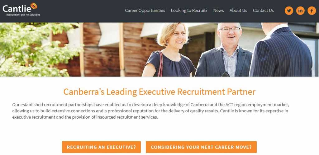 Best Employment Agencies in Canberra