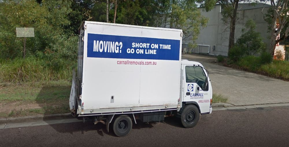 Carnall Removals Pty Ltd