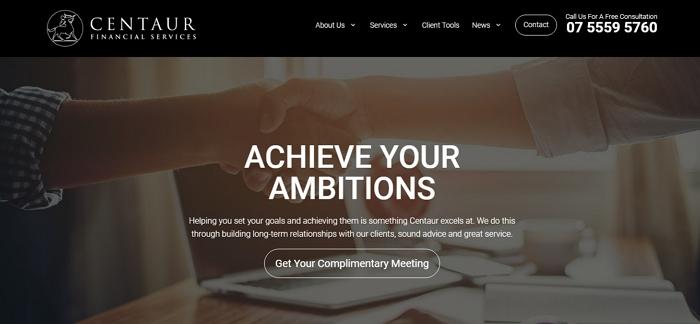 Centaur Financial Services