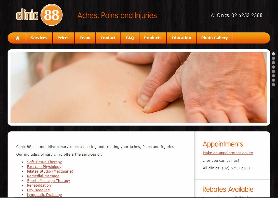 Best Sports Massage Services in Canberra