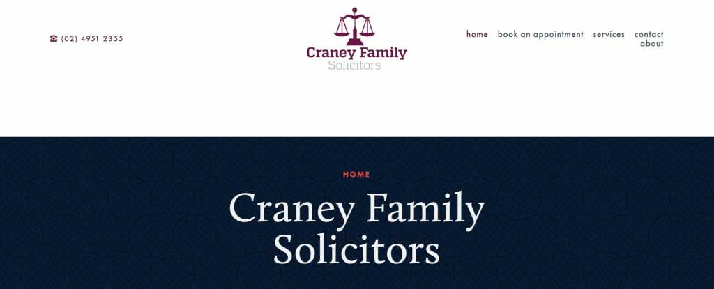 Craney Family Solicitors