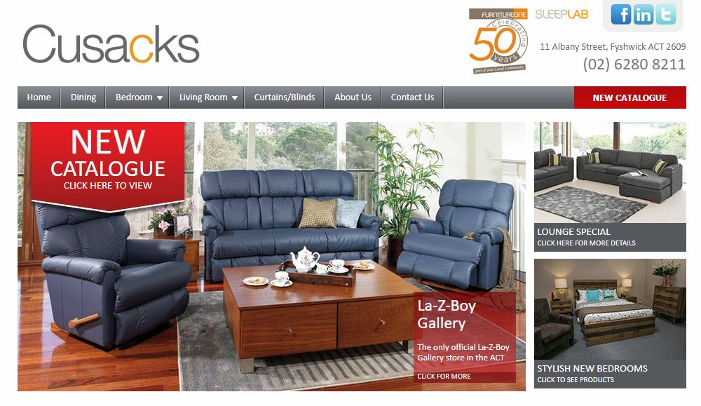 Best Furniture Stores in Canberra