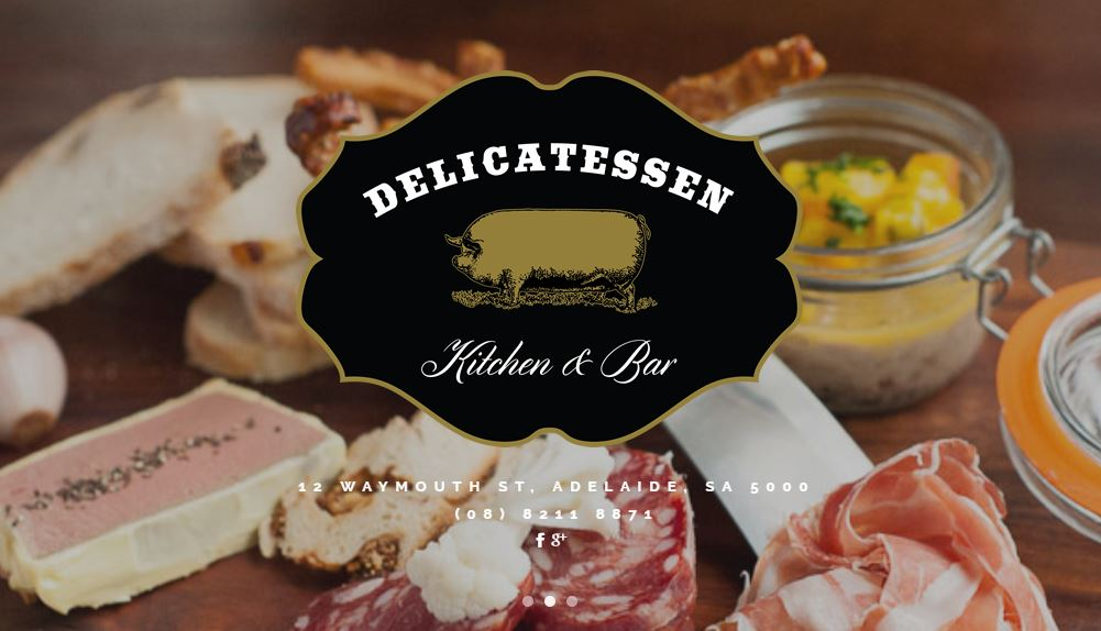 Delicatessen Kitchen & Bar