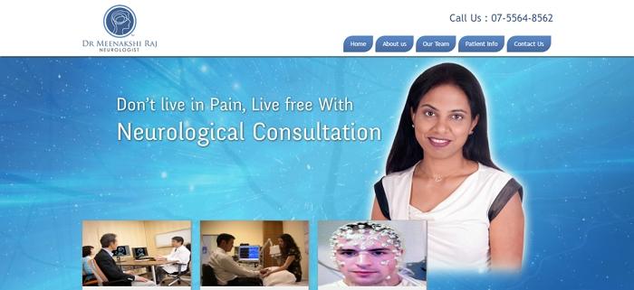 Dr. Meenakshi Raj Neurologist