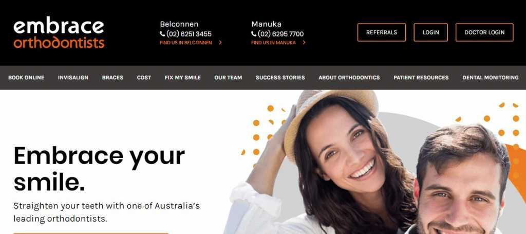 Best Orthodontists in Canberra