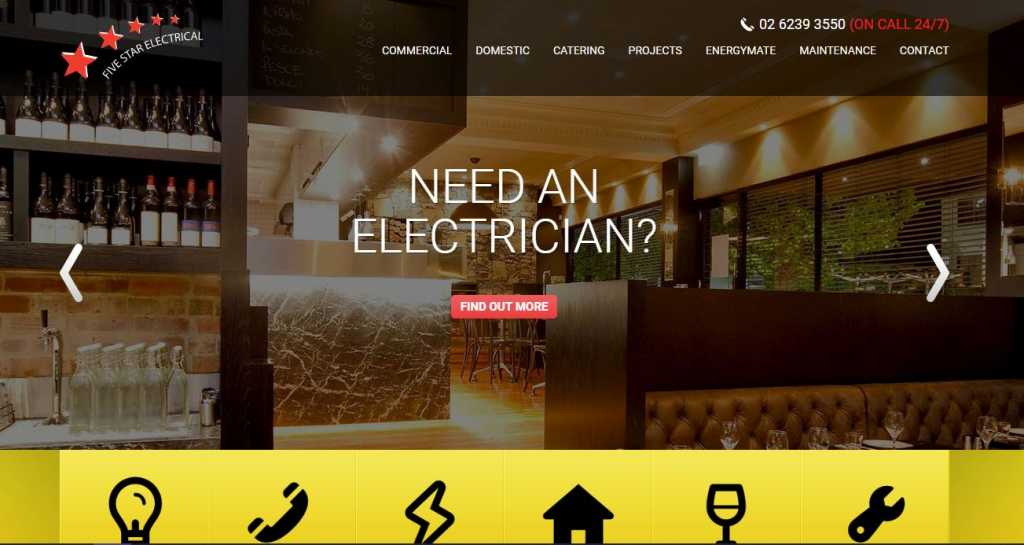 Best Electricians in Canberra