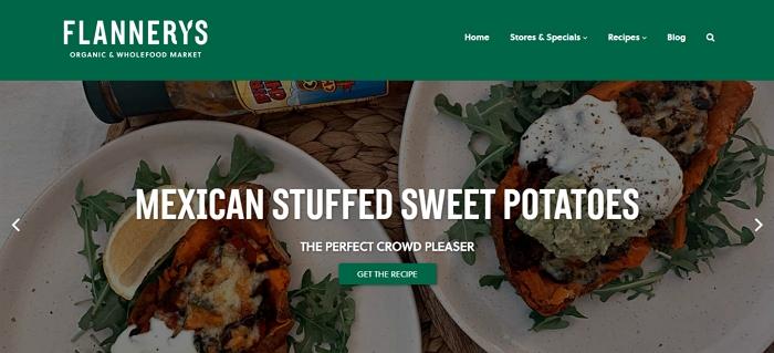 Flannerys Organic & Wholefoods Market